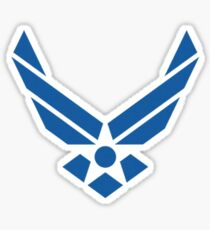 United States Air Force Sticker