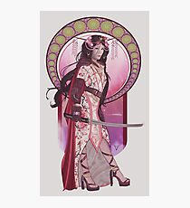 Amaterasu (Badass Women of Mythology Collection) Photographic Print
