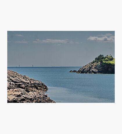 Looking Seaward Photographic Print