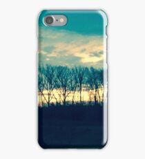 Broadlands South, VA. Sunset  If you like, please purchase an item, thanks iPhone Case/Skin