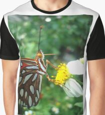Gulf Fritillary  Graphic T-Shirt