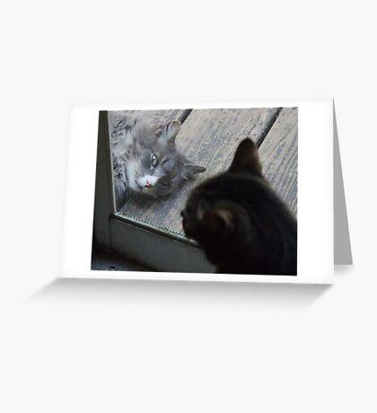 Do I Know You? Greeting Card