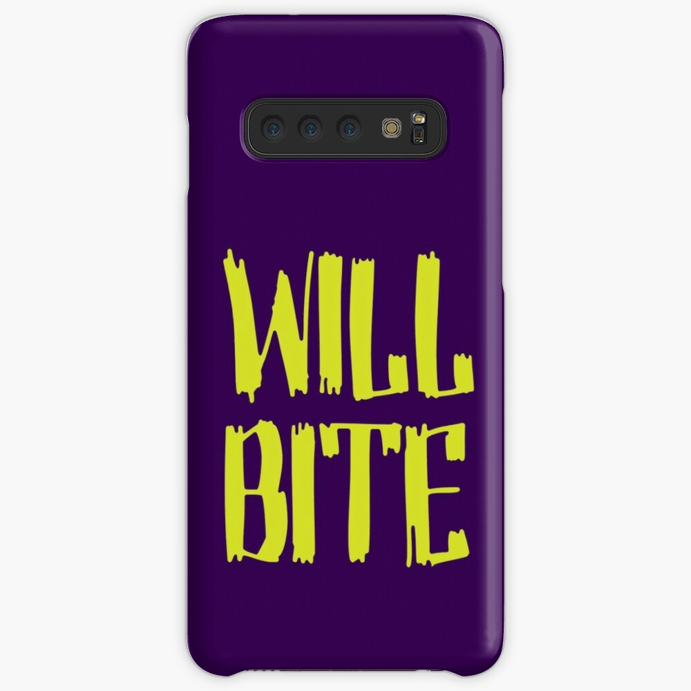 Will Bite Cases & Skins for Samsung Galaxy