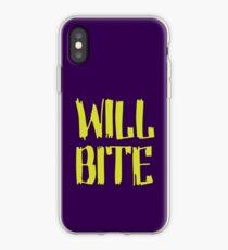 Will Bite iPhone Case