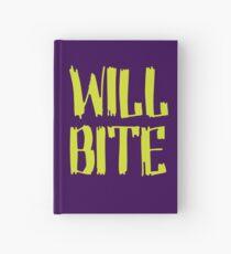 Will Bite Hardcover Journal