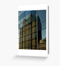 Reflection of Providence Greeting Card