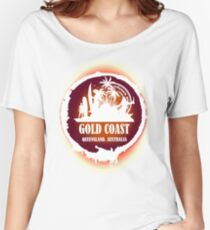 Summer Time In Queensland Women's Relaxed Fit T-Shirt