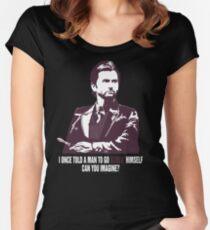 Doctor Kilgrave Women's Fitted Scoop T-Shirt