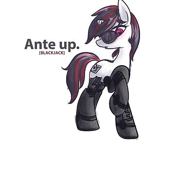 Ante Up by InLucidReverie