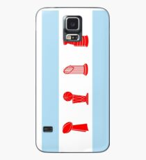Chicago Championship Flag Case/Skin for Samsung Galaxy