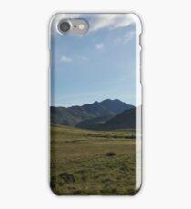 Snowdonia iPhone Case/Skin