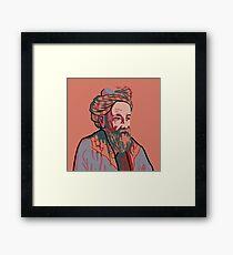 Omar Khayyam Framed Print