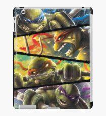 TMNT - Turtle Power iPad Case/Skin