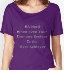 RA Nerd Women's Relaxed Fit T-Shirt