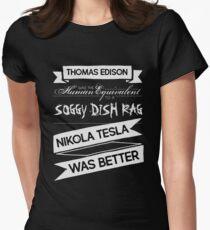 Tesla's Better - Plain Light T-Shirt