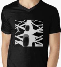 Path of a Tree Men's V-Neck T-Shirt