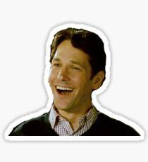 Paul Rudd Laugh Sticker