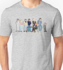 Taxi Cast T-Shirt