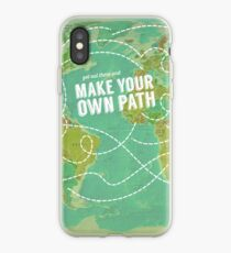 Make Your Own Path iPhone Case