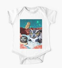 Kindly Owl Gods of the Red Mesa One Piece - Short Sleeve