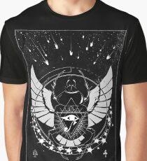 Pharah Justice Reigns Tarot Card Graphic T-Shirt