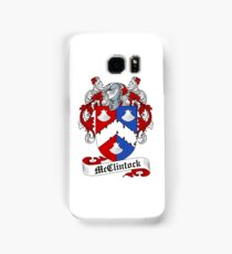 McClintock  Samsung Galaxy Case/Skin