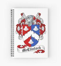 McClintock  Spiral Notebook