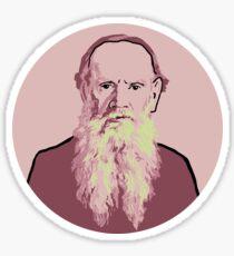 Leo Tolstoy Sticker