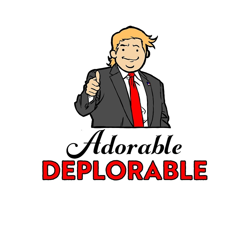 Adorable Deplorables by Upstart