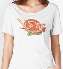 Arabia Coke Logo- Vintage Women's Relaxed Fit T-Shirt