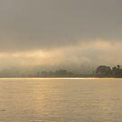 Dawn near Kindat by Werner Padarin