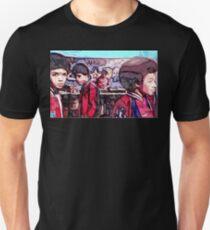 Shaolin's Fantastic Four T-Shirt