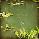 Everything will be OK by Scott Mitchell