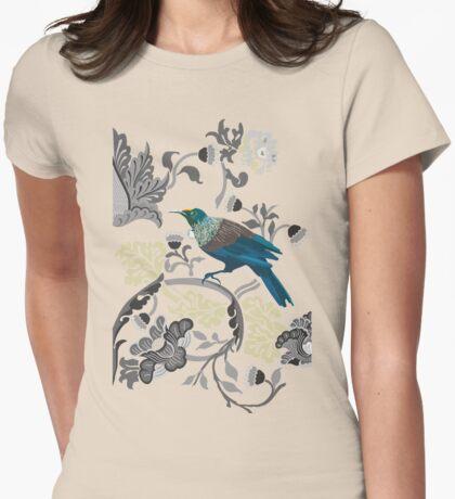 Flowers & Tui - Grey T-Shirt