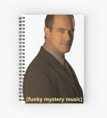 Stabler Spiral Notebook