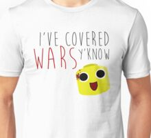 I've Covered Wars Y'know Dead Rising Frank West Unisex T-Shirt
