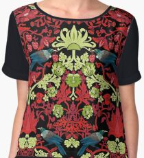 Flowers & Tui - NZ Colours Women's Chiffon Top