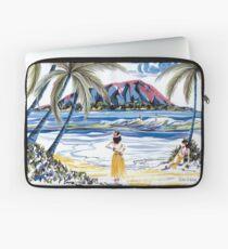 Hawaiian Holiday Laptop Sleeve