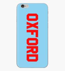 Oxford iPhone-Hülle & Cover