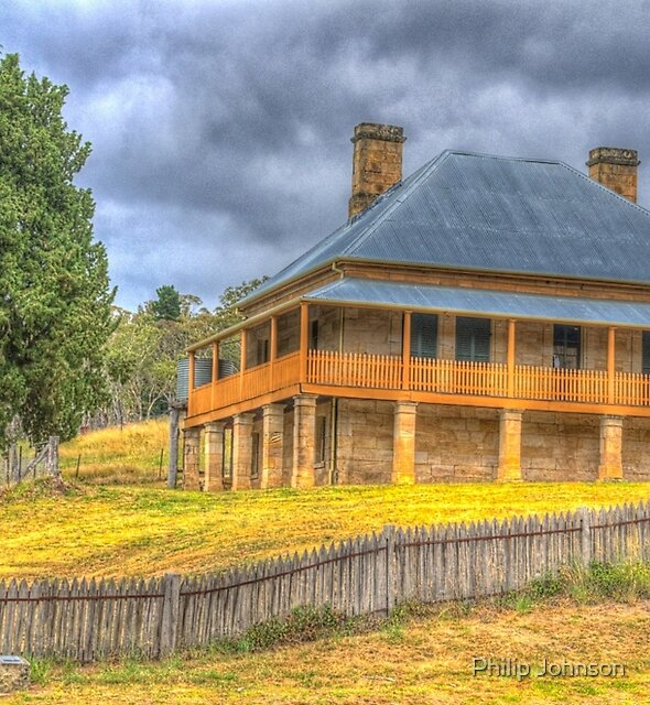 Hartley Historic Village # 1 - Hartley NSW - The HDR Experience by Philip Johnson