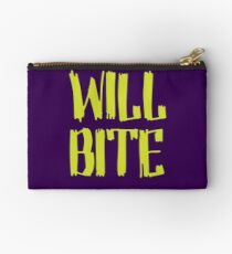 Will Bite Studio Pouch