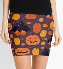 Fall Pumpkaboo Pumpkin Patch Mini Skirt
