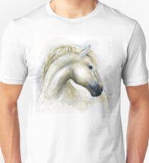 Horse Watercolor Painting Unisex T-Shirt