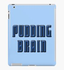 World of the Pudding-Brains iPad Case/Skin