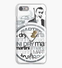 Martini Dry recipe iPhone Case/Skin