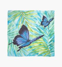 Tropical Butterfly Scarf