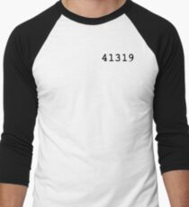 41319 - Det. Kate Beckett Men's Baseball ¾ T-Shirt
