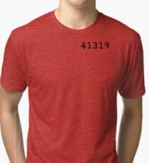 41319 - Det. Kate Beckett Tri-blend T-Shirt