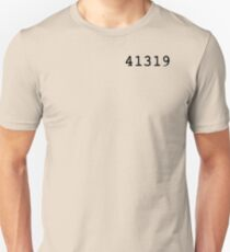 41319 - Det. Kate Beckett Unisex T-Shirt