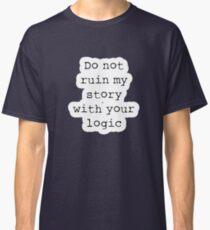 What Richard Castle Said Classic T-Shirt